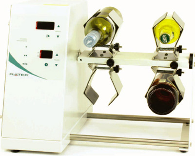 Rotary Mixers - Tube, Bottle and Drum Rollers (Ratek